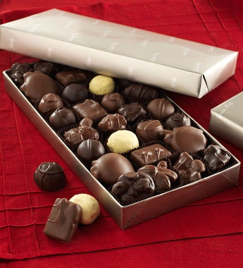 Fannie May® Colonial Chocolate Assortment-Fannie May® Colonial Chocolate Assortment 1 Lb