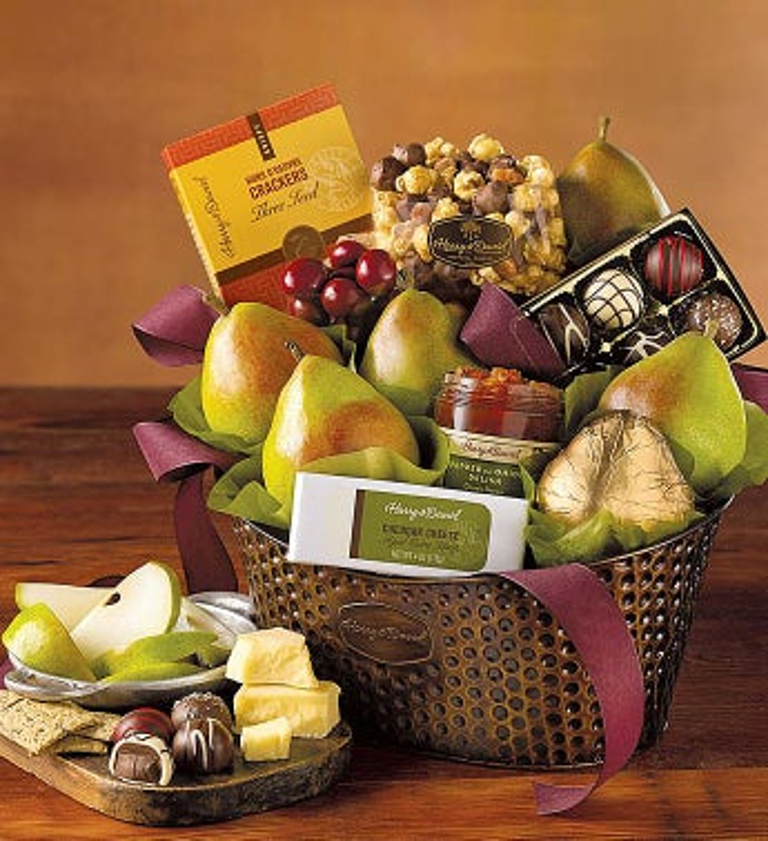 Harry And David® Favorites Gift Basket-Harry And David® Favorites Gift Basket
