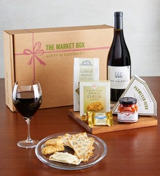 Make Mine a Pinot! Wine and Gourmet Market Box