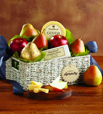 Harry And David® Sympathy Gift Basket-Harry And David® Sympathy Gift Basket