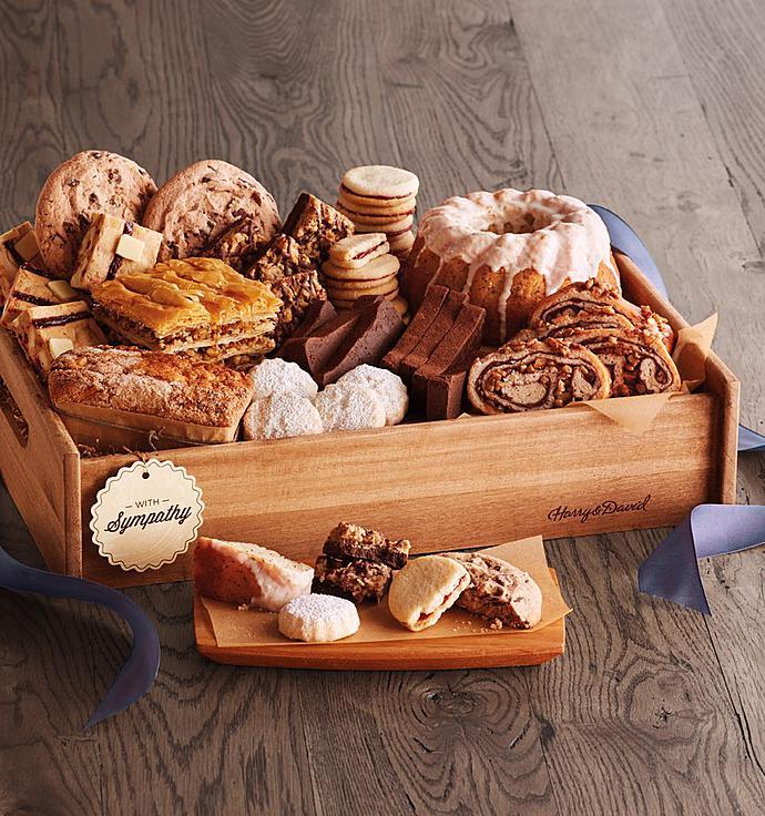 Harry  David Sympathy Bakery Basket
