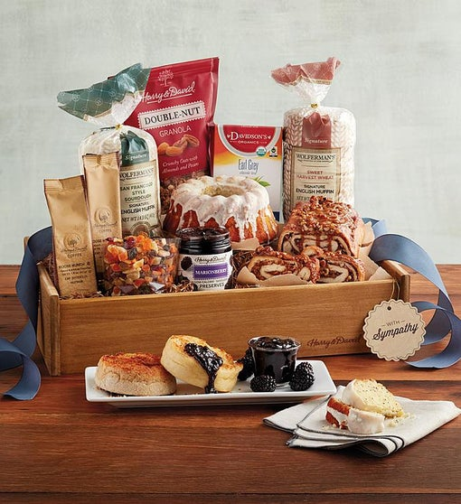 Harry & David® Sympathy Brunch Basket