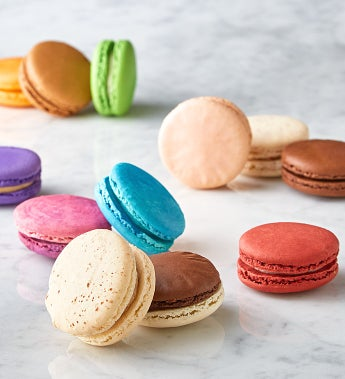 Dana's Bakery Macarons -12 Pc Box