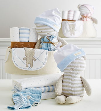 Beary Special 10-Pc Baby Welcome Set - Beary Special 10-Pc Baby Welcome Set - Boy