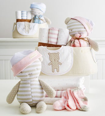 Beary Special 10-Pc Baby Welcome Set - Beary Special 10-Pc Baby Welcome Set - Girl
