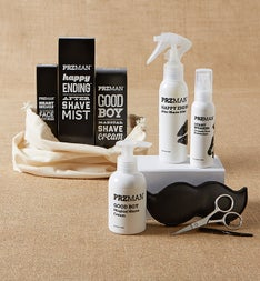 PRZMAN Men's Shaving Kit
