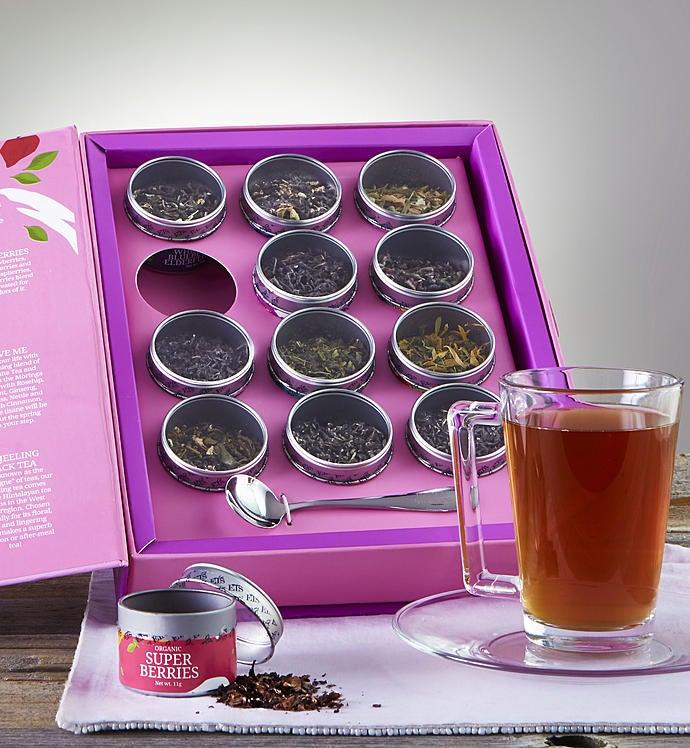 Treat Yourself Organic Tea Book - Treat Yourself Organic Tea Book