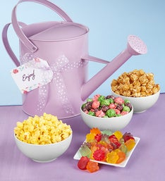 The Popcorn Factory Watering Can Sampler