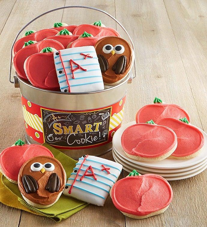Cheryl's A Smart Cookie Buttercream Pail - Cheryl's A Smart Cookie Buttercream Pail