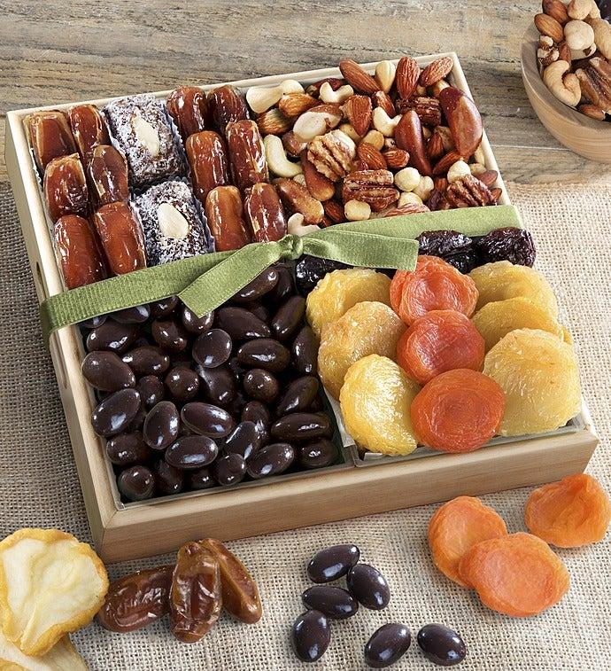 In Prayerful Reflection Fruit  Nuts