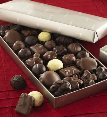 Fannie May® Colonial Chocolate Assortment  1 Lb