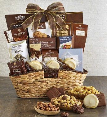 Premier favorites sweets treats gift basket 1800bskets premier favorites sweets treats gift basket negle Image collections