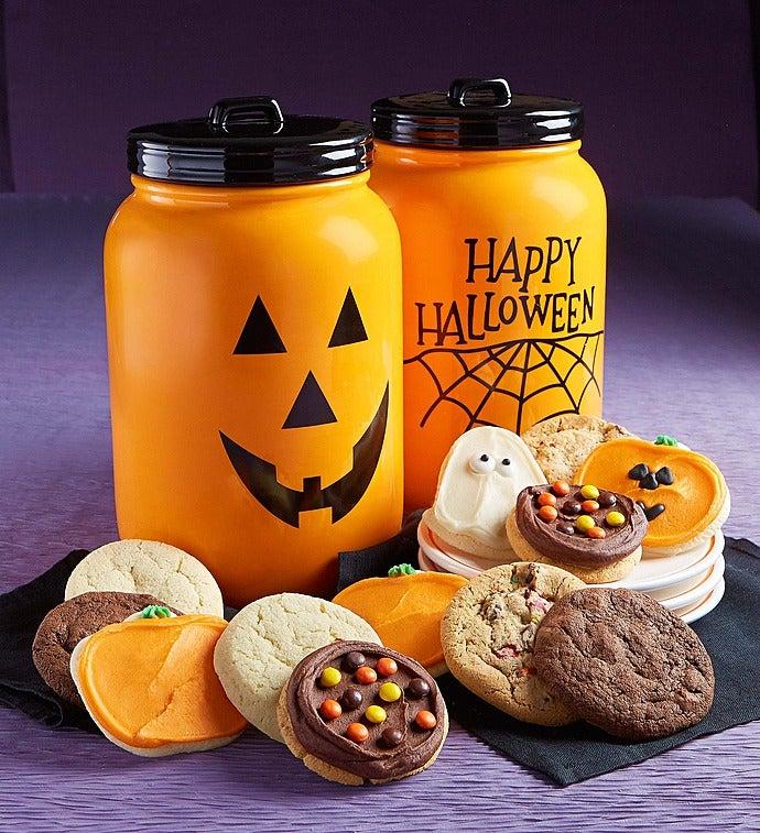 Cheryl's Happy Halloween Mason Jar