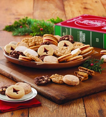 Harry & David® Holiday Cookie Book - Harry & David® Holiday Cookie Book