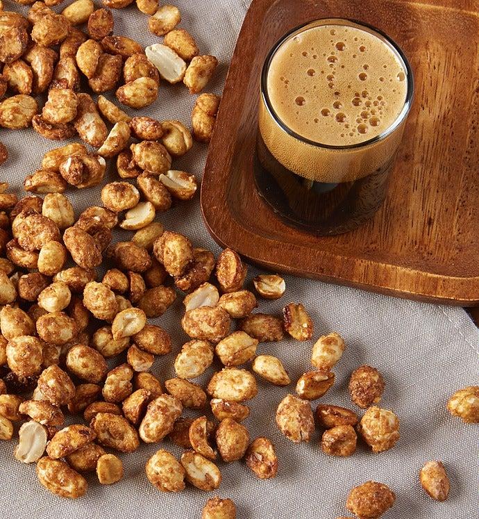 Irish Stout Peanuts - Irish Stout Peanuts - 20 Oz Gift Tin