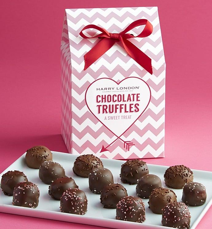 Harry London® Valentine Truffles Gift Box - Harry London® Valentine Truffles Gift Box