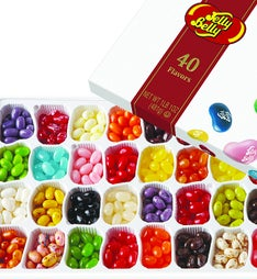 Jelly Belly® 40 Flavor Assortment Gift Box