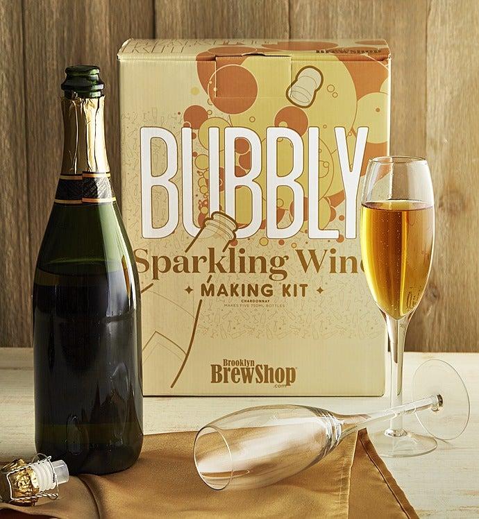 Bubbly Sparkling Wine Making Kit-Bubbly Sparkling Wine Making Kit