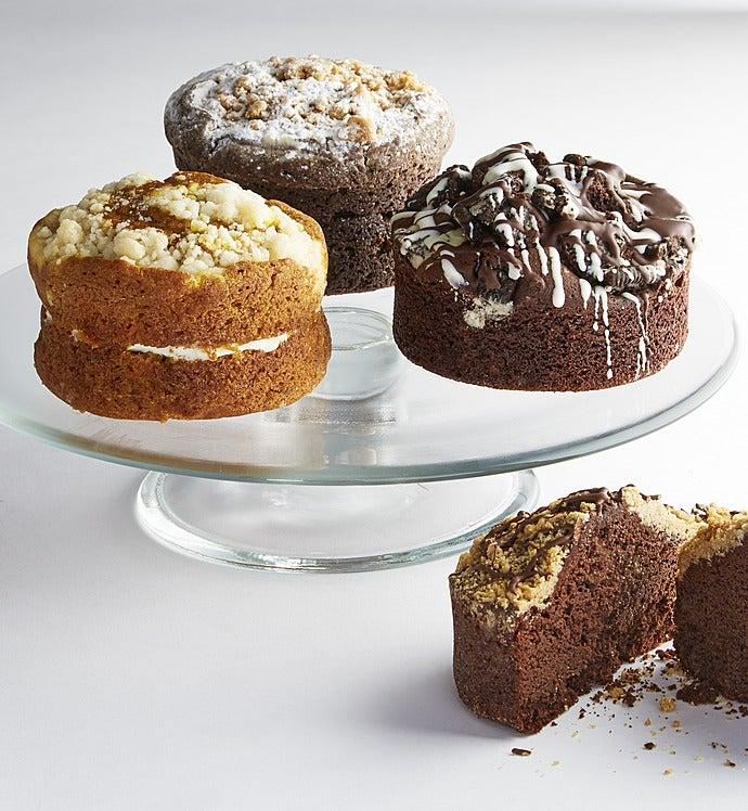 Bake Me A Wish Classic Cake Sampler