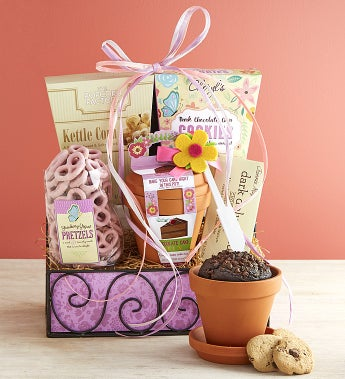 Planted With Love Gift Basket - Planted With Love Gift Basket