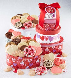 Cheryl's Valentine's Day Gift Tower