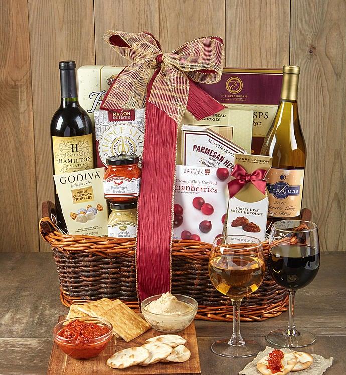 Sommelier's Choice Wine Gift Basket-Sommelier's Choice Wine Gift Basket
