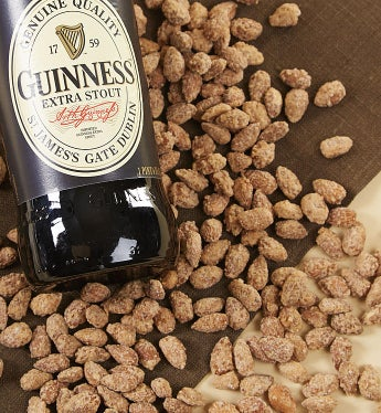 Guinness Flavored Almonds