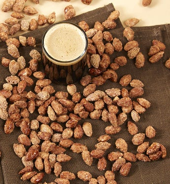 Irish Stout Almonds