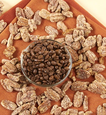 Coffee Stout Pecans