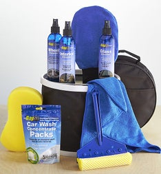 Car Care Essentials Gift Set