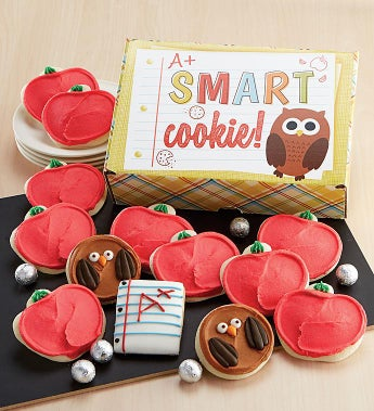 Cheryl's One Smart Cookie Treats Box