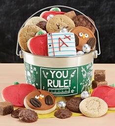 Cheryl's You Rule Treats Pail