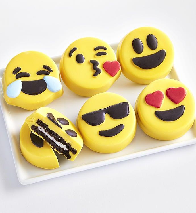 Emoji Oreo® Cookies-Emoji Oreo® Cookies