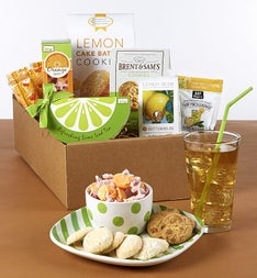 Summer Citrus Lover's Market Box