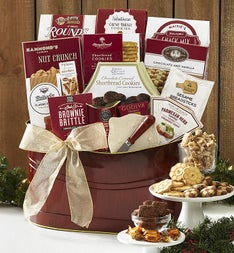 Regal Splendor Gourmet Gift Basket