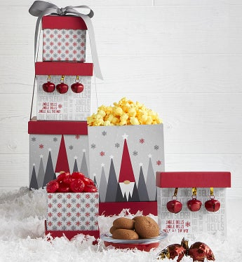 Jingle Gnome Sweets Tower
