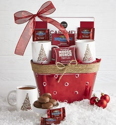 Very Merry Holiday Gift Basket