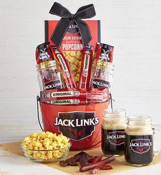 Jack Link's Giant Bucket of Snacks