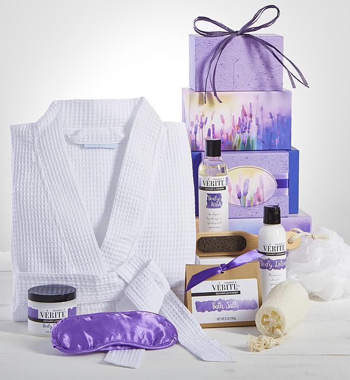 Denarii Lavender Spa Tower