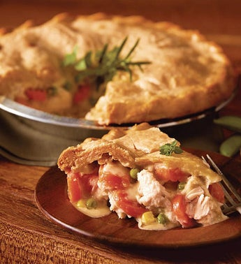 Harry  David Chicken Pot Pie
