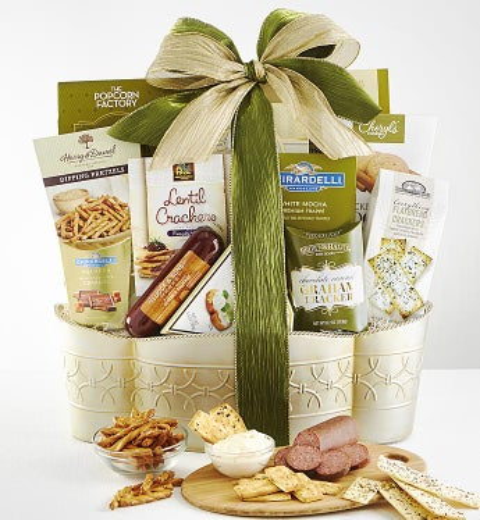 Noble Grandeur Gourmet Gift Basket