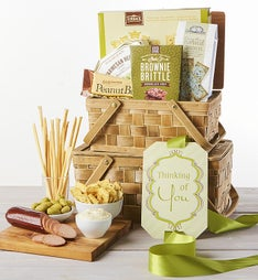 Mothers day gift baskets mothers day gifts food 1800baskets delectable duo gourmet gift baskets snipeimage negle Choice Image