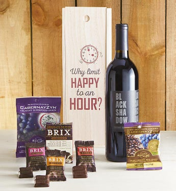 Wine Expressions Wine & Chocolates Crate