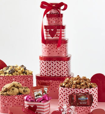 40% off Valentine's Day Gifts at 1-800-BASKETS.com