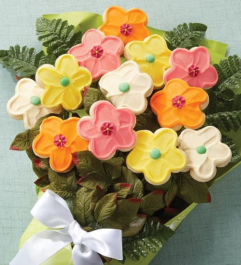 Cheryl's Mother's Day Cookie Flowers