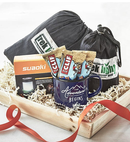 Nature Dad Gift Crate