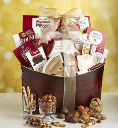 christmas gift baskets delivery holiday gift baskets 1800baskets