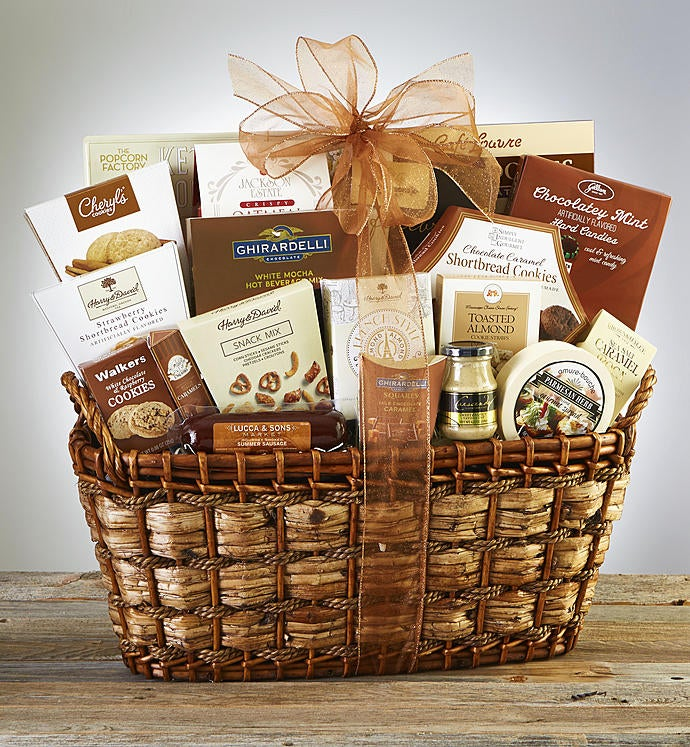 Natures Bounty Gourmet Gift Basket