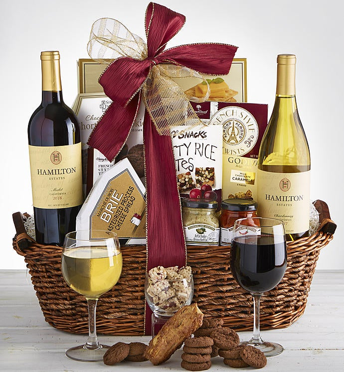 Gift Baskets And Gourmet Food