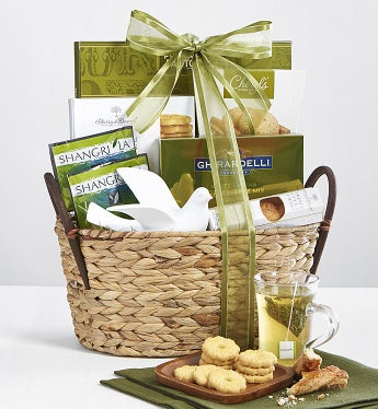 Peaceful Reflection Sympathy Basket